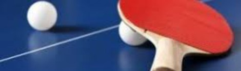 Table Tennis Set to Get Its Glory Again