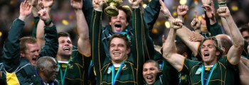 Rugby World Cup Final 2007 Winners (5 Grey Boys)