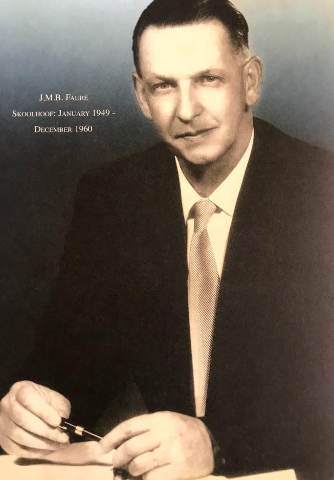 JMB Faure (1949-1960)