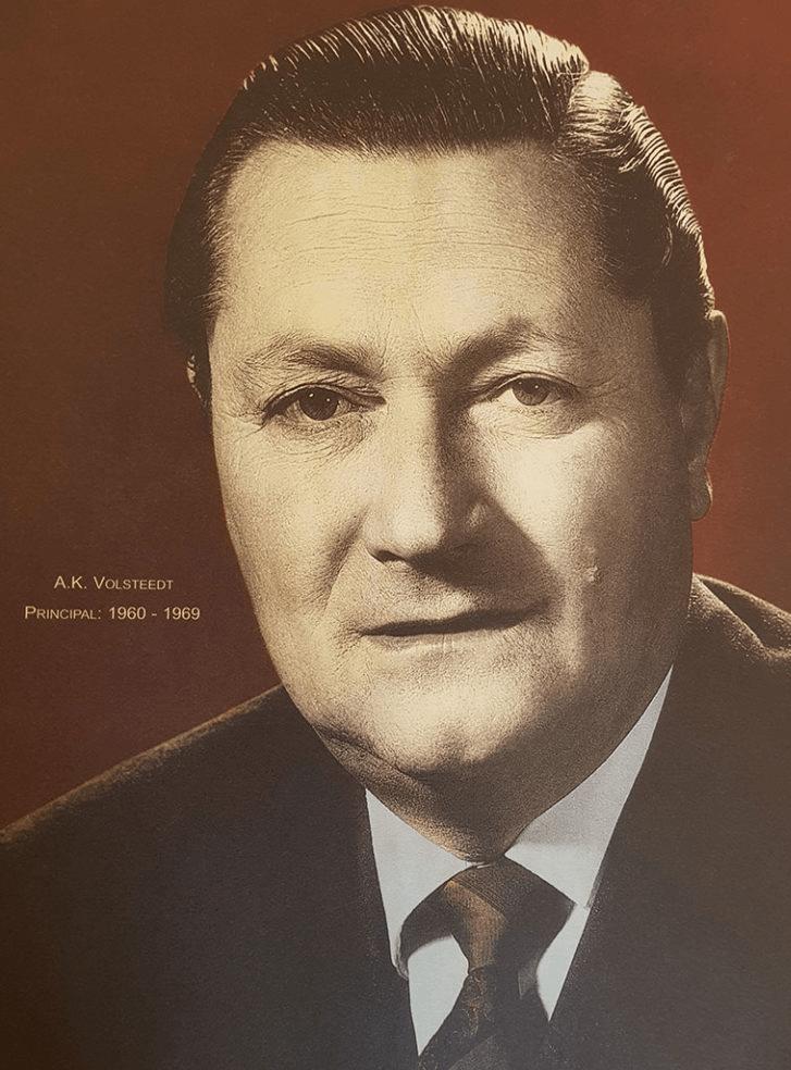 AK Volsteedt (1960-1969)