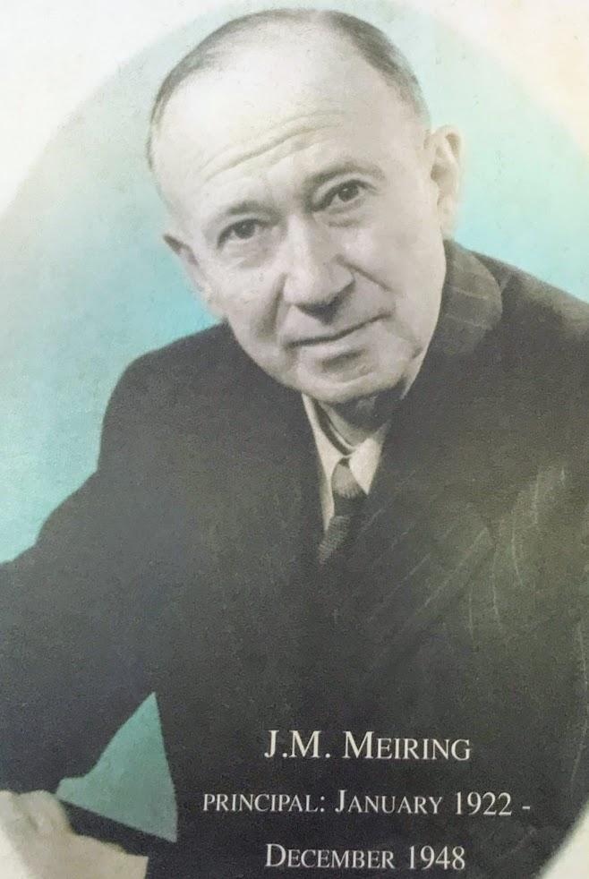 JM Meiring (1922-1948)