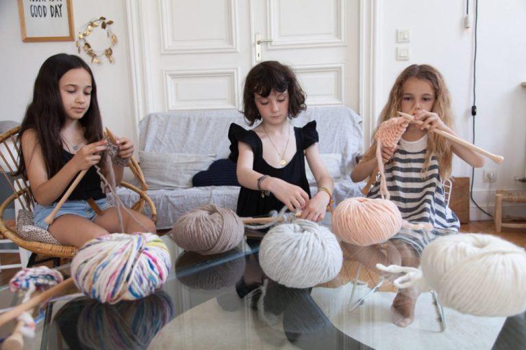 Vive La Laine - Le tricot pour enfant