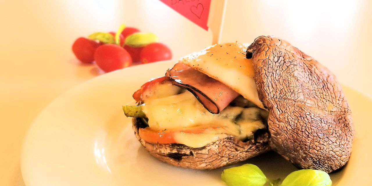 Sandwich Portobellos