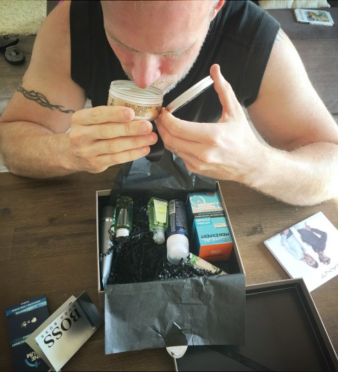 Glossybox, homme