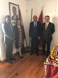 Cônsul-Geral de Angola em Lisboa 2