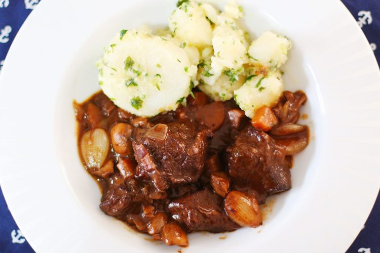 Boeuf Bourguignon da Julia Child