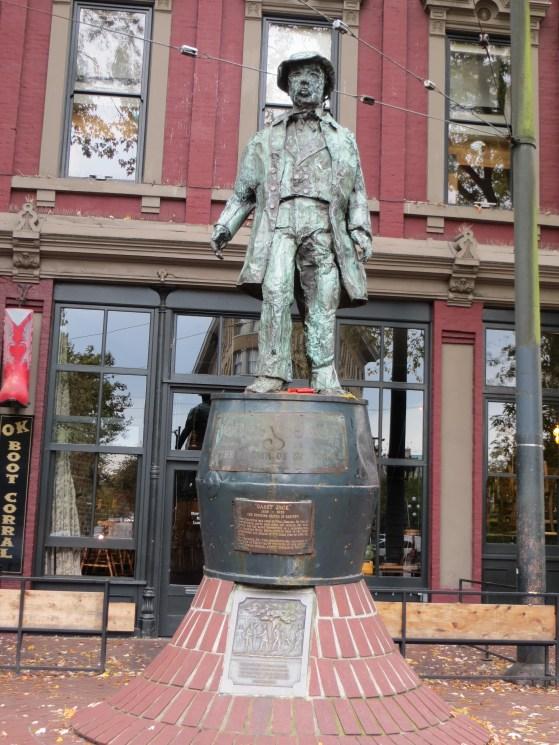 Estátua do Mr. Jack