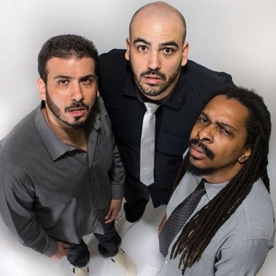 Banda Outros Caras. Rock independente nacional.