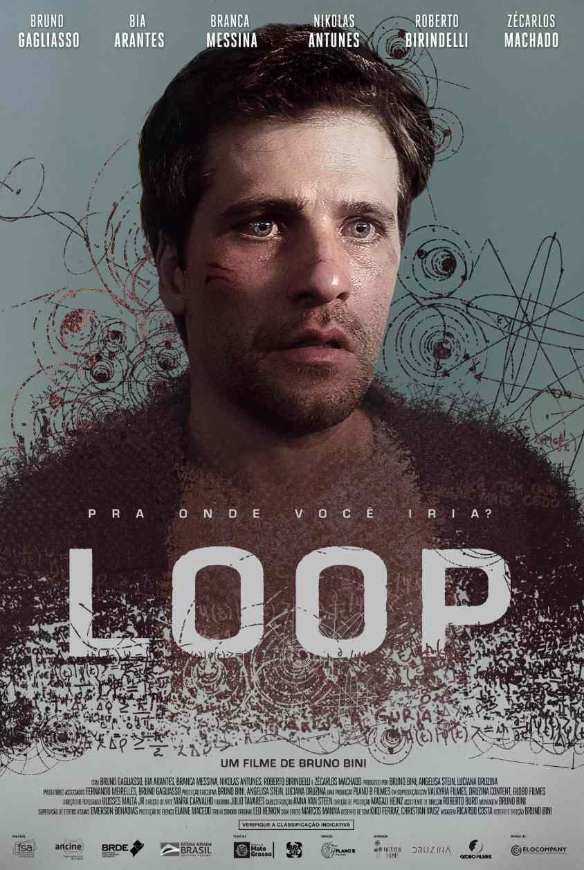 Loop é filme brasileiro sobre viagem no tempo.