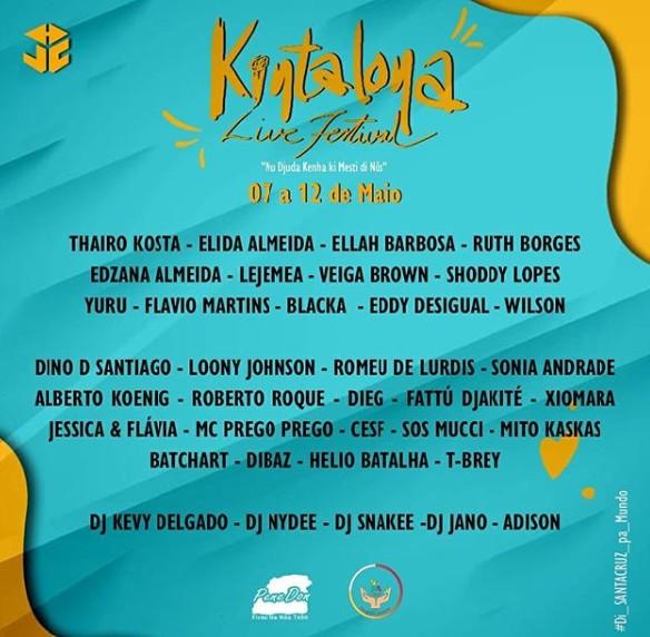 Kintalona Live Festival