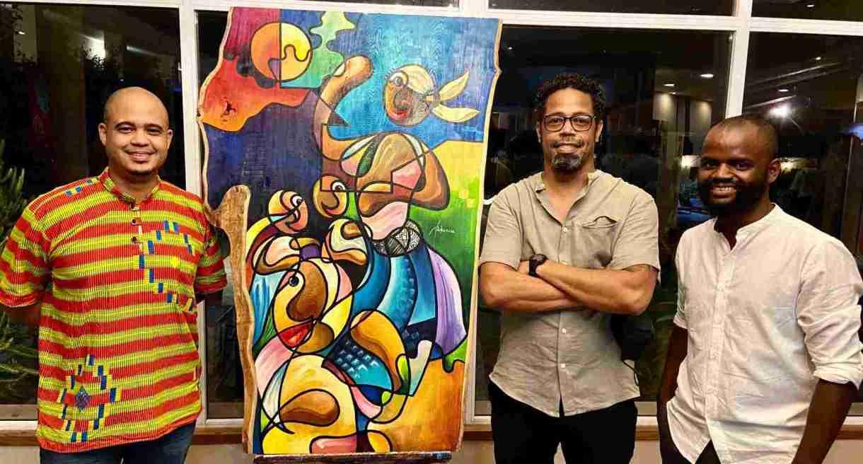 Arte de Cabo Verde e Guiné