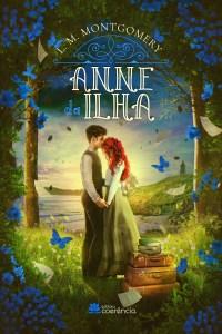 Capa do livro Anne da Ilha