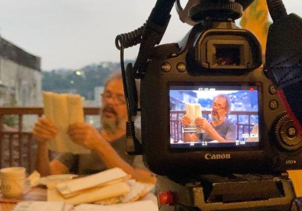 Julio Adrião documentário afetivo
