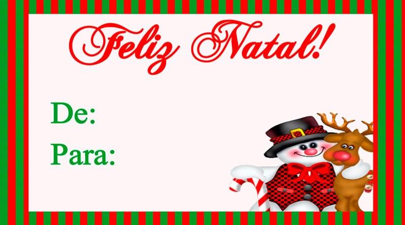 Natal Kit Para Imprimir Gratis Viver Com Criatividade