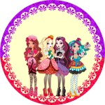 TOPPER EVER AFTER HIGH