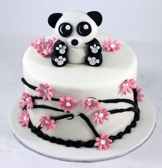 33 Ideias Para Festa De Anivers 225 Rio Urso Panda Viver Com