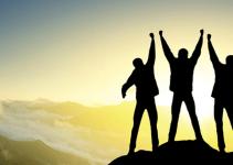 Atitude mental positiva para prosperidade