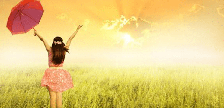 Energia positiva para prosperidade