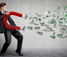 Afirmações positivas para atrair dinheiro