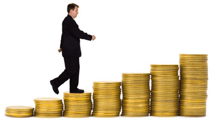 O crescimento financeiro vem de acordo com a sua mentalidade milionária