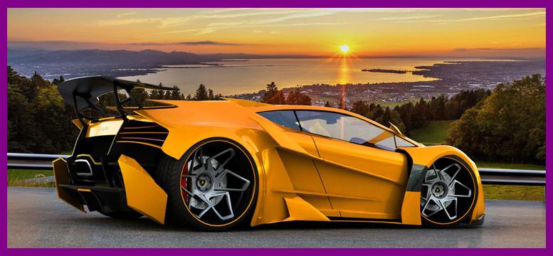 Visualize comprar o carro dos seus sonhos