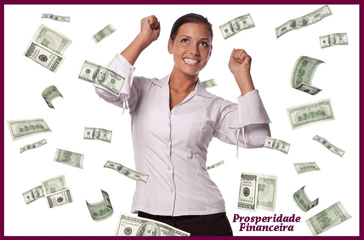 Prosperidade Financeira: Os 4 passos simples para prosperidade financeira!