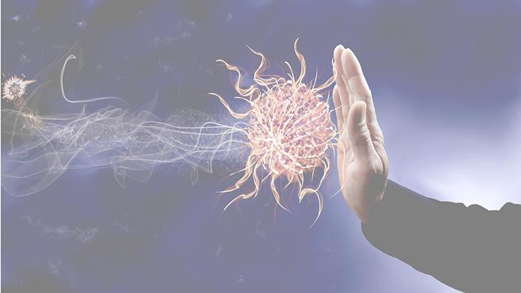 Meditação e o sistema imunológico.