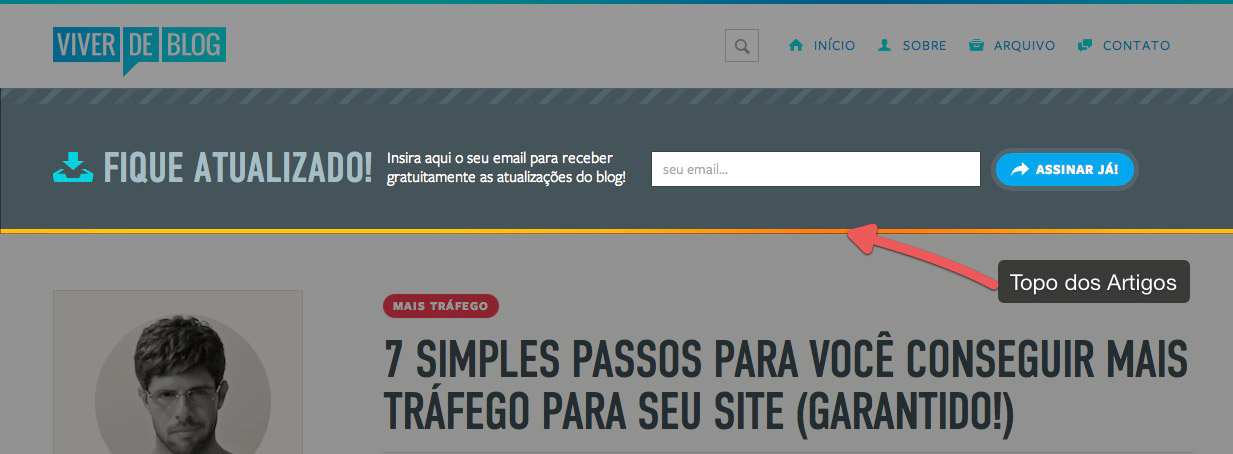 lista de email article header O Poder do Email Marketing: Como Criar uma Lista de Email Poderosa