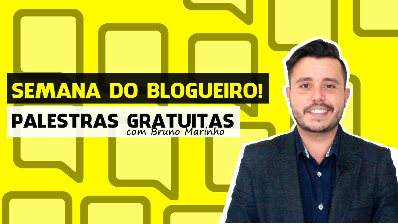 Profissão Blogueiro Banner