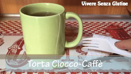 Choco-coffee gluten-free cake
