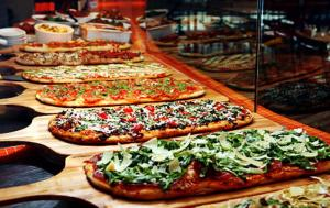 Pizza senza glutine a New York
