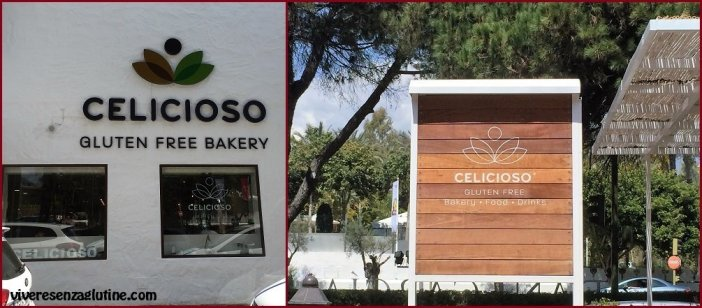 Celicioso Gluten Free Bakery in Marbella