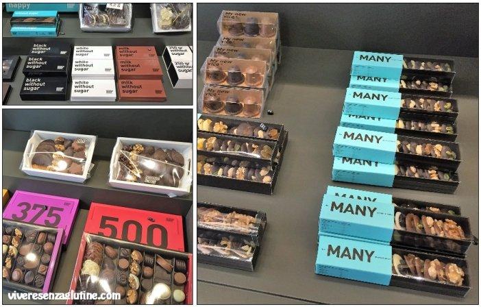 Gluten-free Chocolat Factory