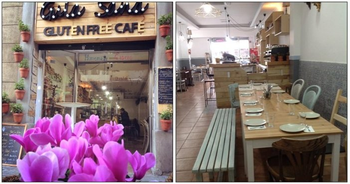 Gluten-free bakeries in Barcelona
