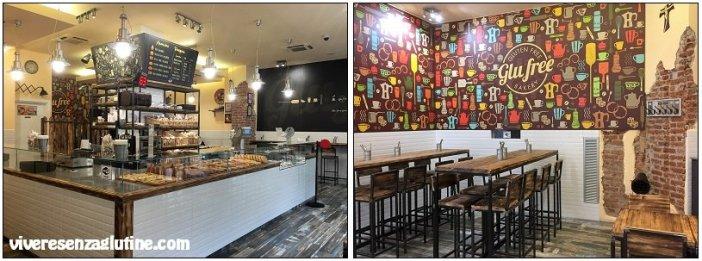 Glufree Bakery gluten-free bakery in Milan