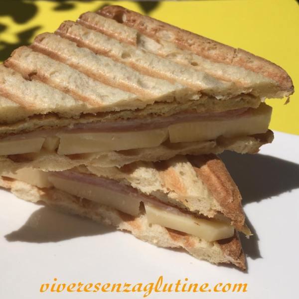 Sandwich senza glutine