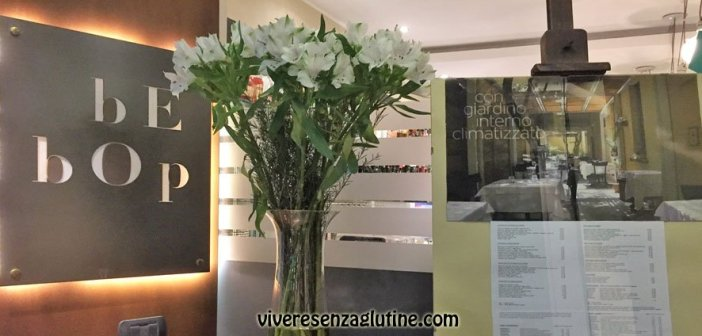 Be Bop Milano Ristorante senza glutine - Immagine principale