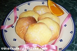 biscotti all' arancia senza glutine