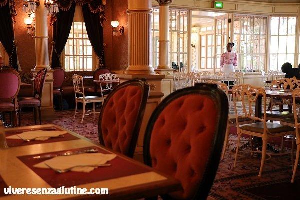 Disneyland Paris ristoranti senza glutine