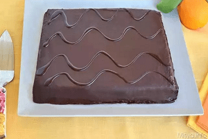 Torta Fiesta senza glutine