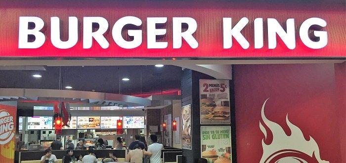 Burger King senza glutine in Spagna