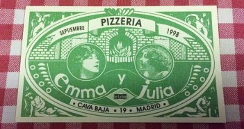 Emma y Julia ristorante senza glutine a Madrid