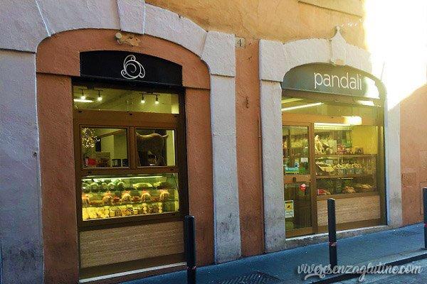 Pandalì Roma senza glutine