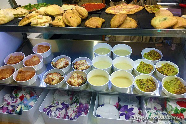 Pandalì - Salati e primi piatti