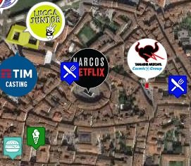 Lucca Comics & Games senza glutine