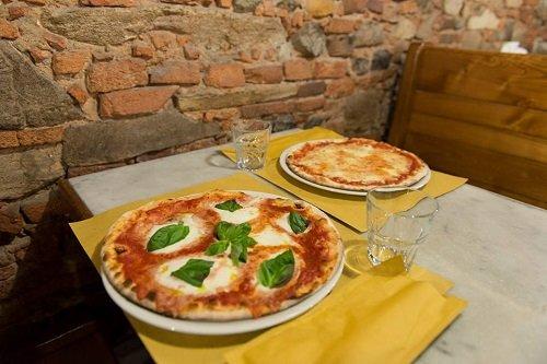 pizzeria senza glutine a Lucca
