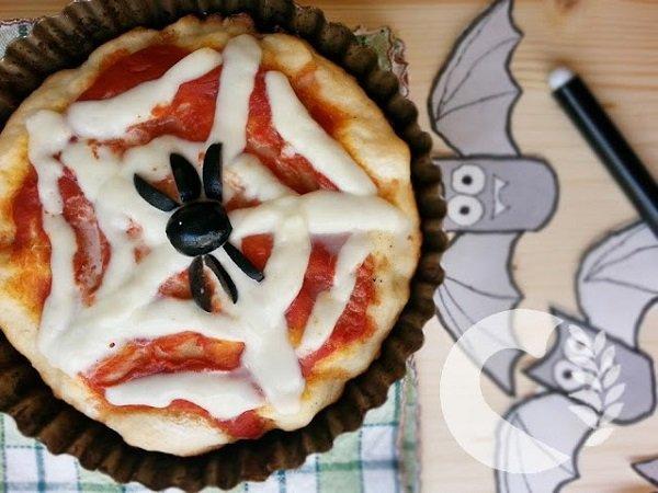 Pizzette mostruose senza glutine
