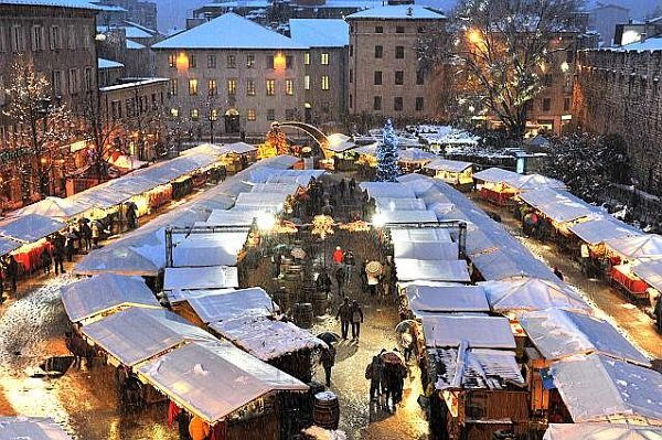 Christmas Market of Trento