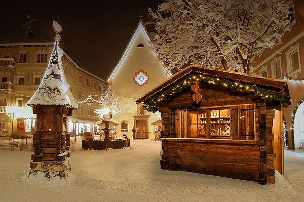 Christmas Market of Ortisei