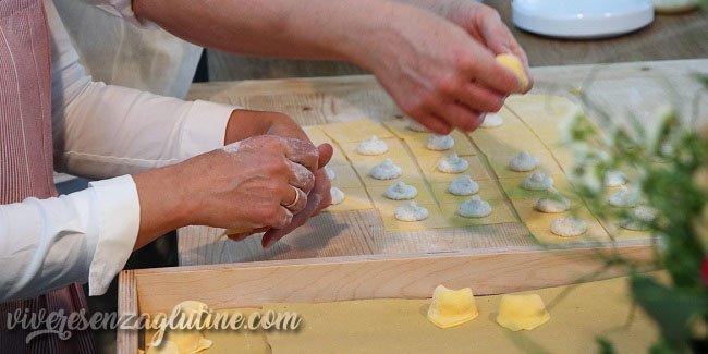 Cibi cucinati - Pasta fresca preparata da A mano mia